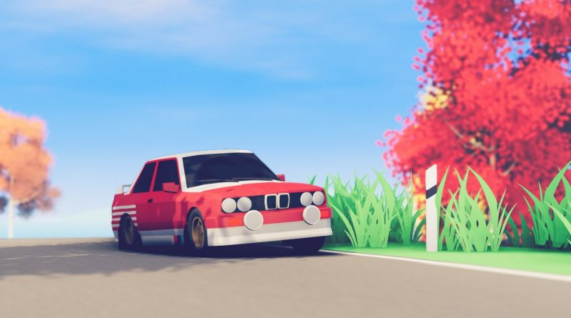 Stylish Racer Art of Rally Revs Its Engine on PS5, PS4 in October